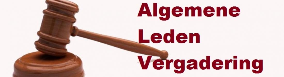 Algemene Leden Vergadering (ALV) van de Wijkvereniging WVF